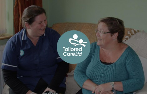 Tailored Care Website