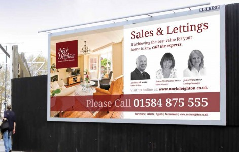 Nock Deighton Billboard Design