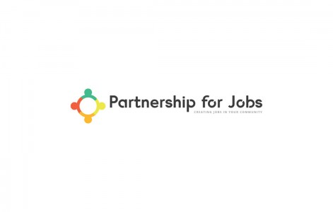 Partnership For Jobs Branding