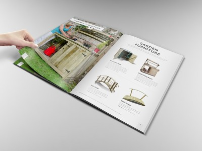 Grange Product Brochure Design